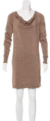 Michael Kors Long Sleeve Knit Dress