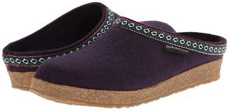 Haflinger GZ Classic Grizzly Clog Shoes