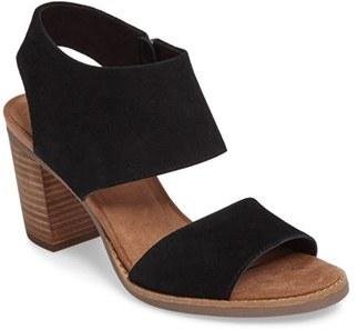 Women's Toms Majorca Sandal $108.95 thestylecure.com