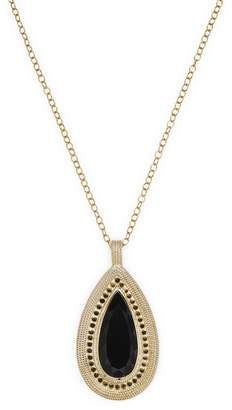 Anna Beck Jewelry Women's Teardrop Pendant Necklace