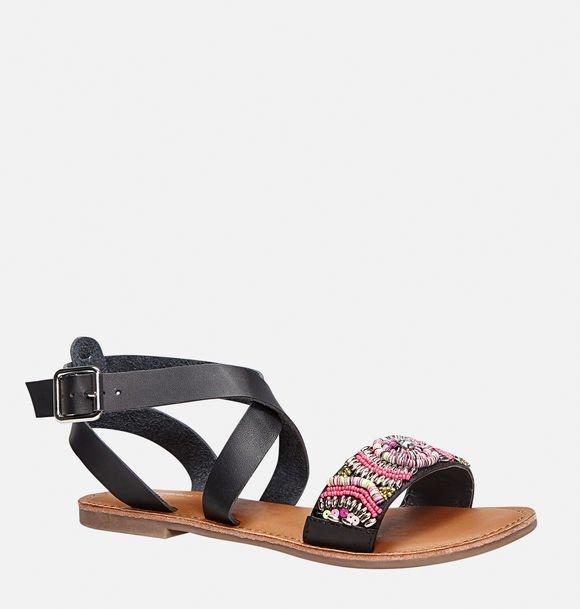 Izzie Beaded Sandal
