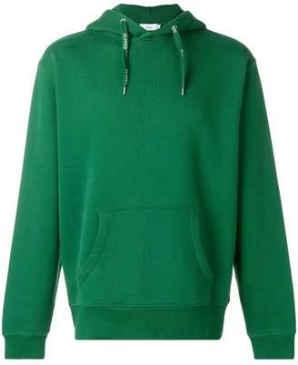 Closed logo-print hoodie