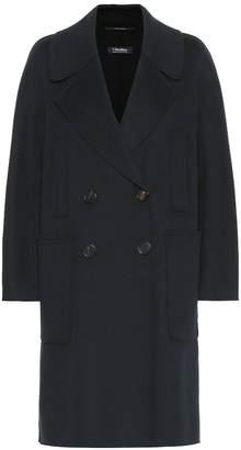 Max Mara S Aranaci virgin wool coat