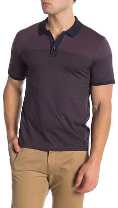 Original Penguin Short Sleeve Engineered Polo