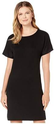 Pendleton Short Sleeve Merino Sweater Dress