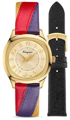 Salvatore Ferragamo Time Watch, 36mm