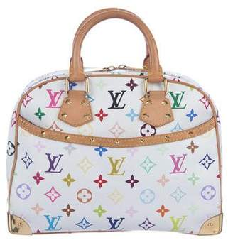 Louis Vuitton Multicolore Trouville Bag