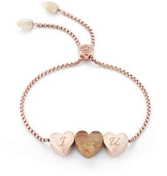 LMJ - Luv Me Lace Agate Bracelet