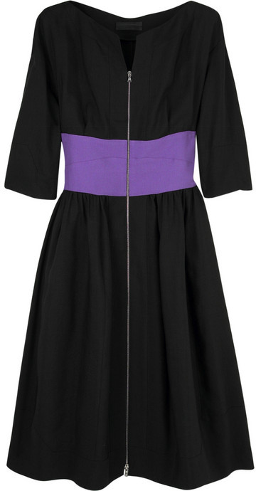 Narciso Rodriguez Zip-front dress
