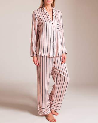 Hanro Maile Woven Pajama