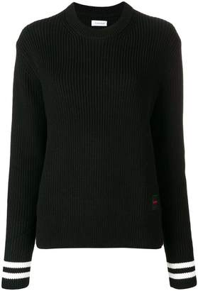 CK Calvin Klein ribbed sweater