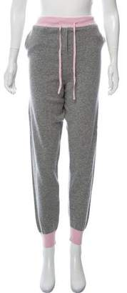 Chinti and Parker High-Rise Cashmere Pants w/ Tags
