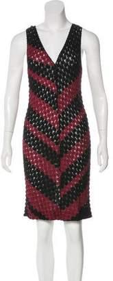 Missoni Semi-Sheer Knit Dress