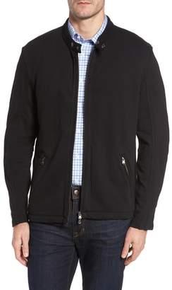 Thaddeus Rhodes Motorcross Knit Jacket