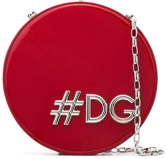 Dolce & Gabbana Girls round shoulder bag