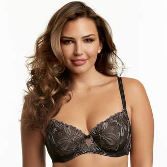 Felina Paramour By Paramour by Bra: Ellie Unlined Full-Figure Demi-Cup Bra 115009