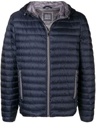 Geox padded hooded jacket