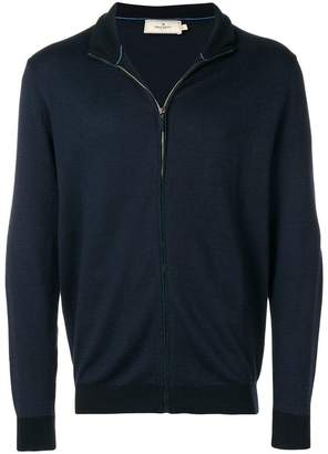 Hackett zipped jumper