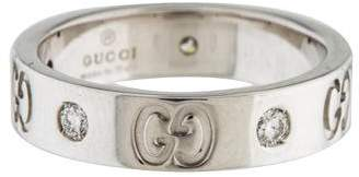 Gucci Diamond Icon Thin Band