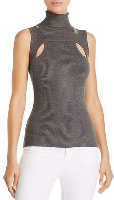 Bailey 44 Exeter Cutout Turtleneck Sweater