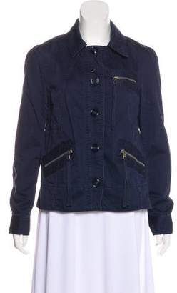 Marc Jacobs Lightweight Zip-Up Jacket w/ Tags