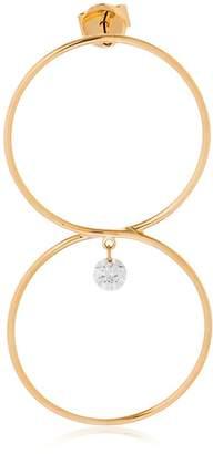 Persée 0.145ct Diamond Mono Earring