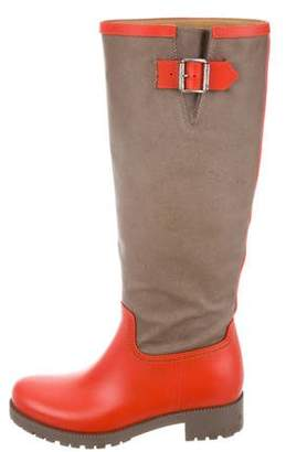 MM6 MAISON MARGIELA Knee-High Rain Boots