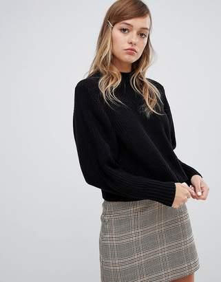 Monki Wide Sleeve Sweater