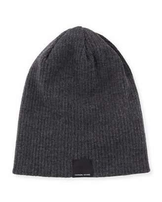 Canada Goose Reversible Tech Toque Beanie Hat