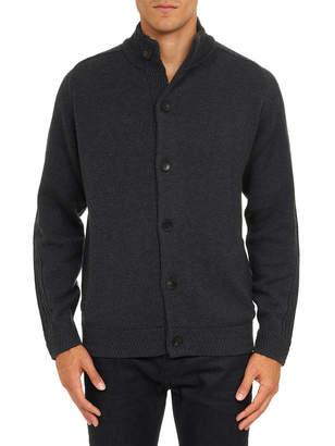 Robert Graham The Loch Wool & Silk-Blend Sweater