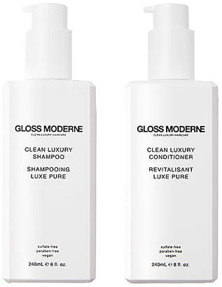 GLOSS MODERNE Clean Luxury Shampoo + Conditioner Duo