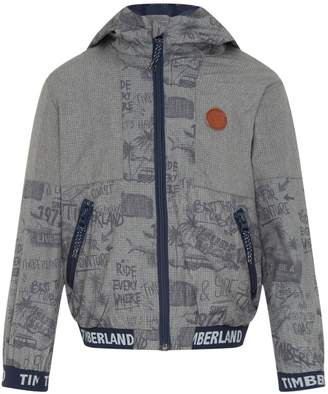 Timberland Boys Hooded Windbreaker