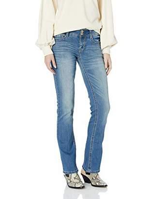 d8d66fc817c WallFlower Junior's Instastretch Luscious Curvy Bootcut Jeans