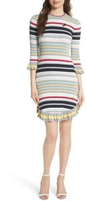 Ted Baker Colour by Numbers Stripe Sweater Dress