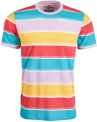 American Rag Men Statement Striped T-Shirt