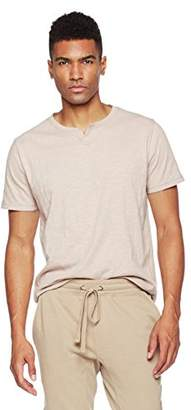 Rebel Canyon Men's Young Short Sleeve Notched V-Neck T-Shirt
