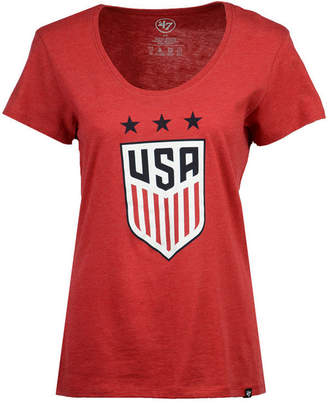 '47 Women's Usa National Team Crest Club T-Shirt