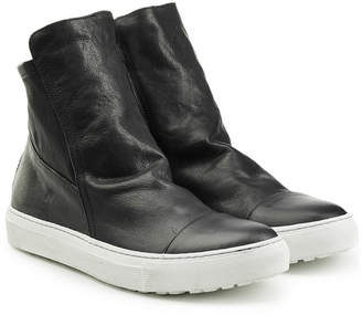 Fiorentini+Baker Bolt Leather Sneakers