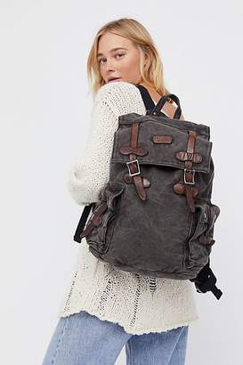 Bed Stu Columbus Distressed Backpack
