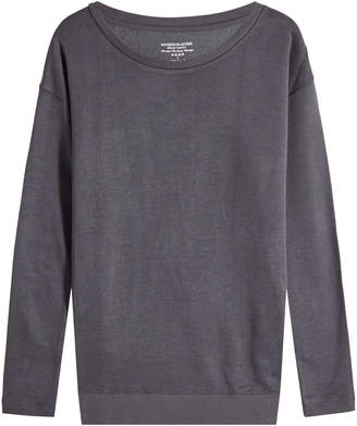 Majestic Sweatshirt with Lace-Up Sides