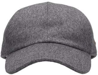 Ermenegildo Zegna Gray Wool Hat