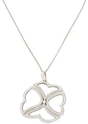Piaget Diamond Pendant Necklace