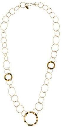 Ippolita 18K Open Circle Necklace