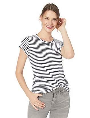 J.Crew Mercantile Women's Short Sleeve Striped Crewneck T-Shirt