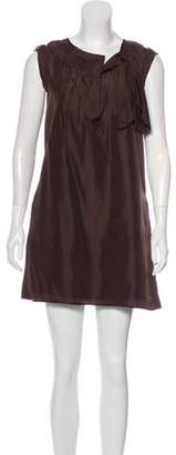 See by Chloe Silk Mini Dress