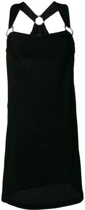 Just Cavalli jersey fitted dress