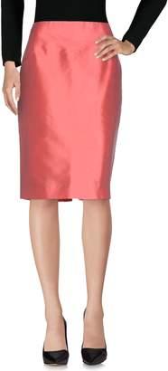 THANA Knee length skirts - Item 35324477XF