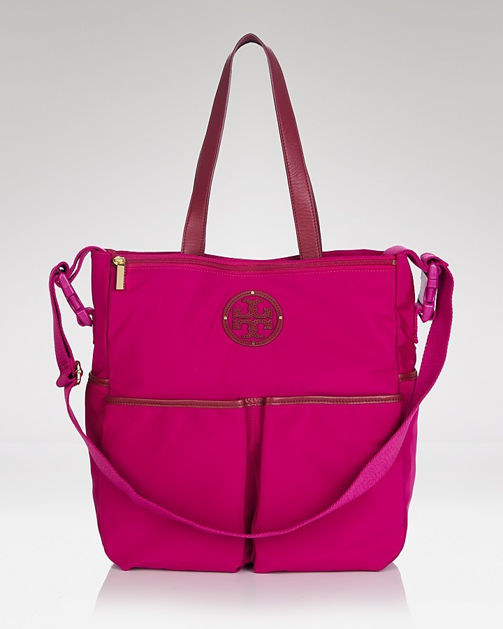Tory Burch Baby Bag - Stacked Logo Billy