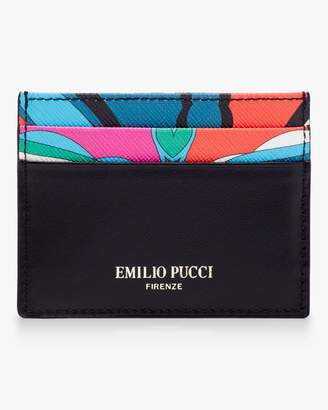 Emilio Pucci Credit Card Holder