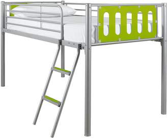 Kidspace Cyber Mid-Sleeper Bed Frame With Optional Mattress